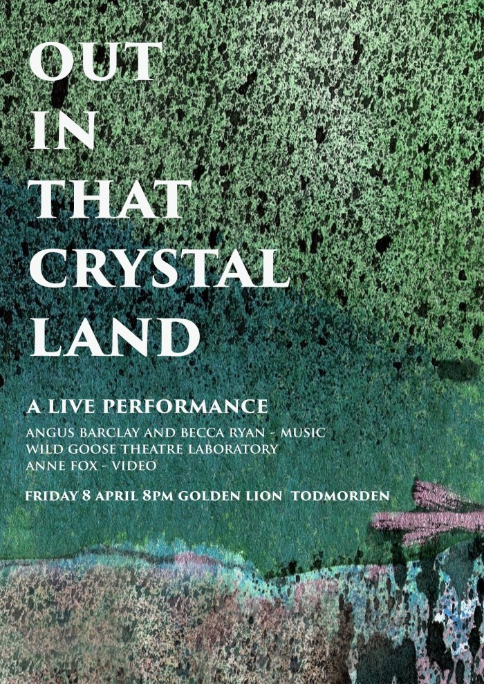 Crystal Land Poster